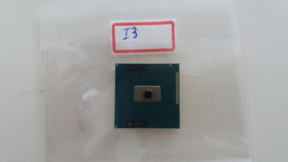 Processador Intel Core I3 I3-3110m 3m Cache, 2.40 Ghz Sr0n1
