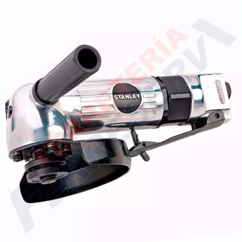 Amoladora Angular Neumatica 4,5  114mm Stanley 6.2 Bar