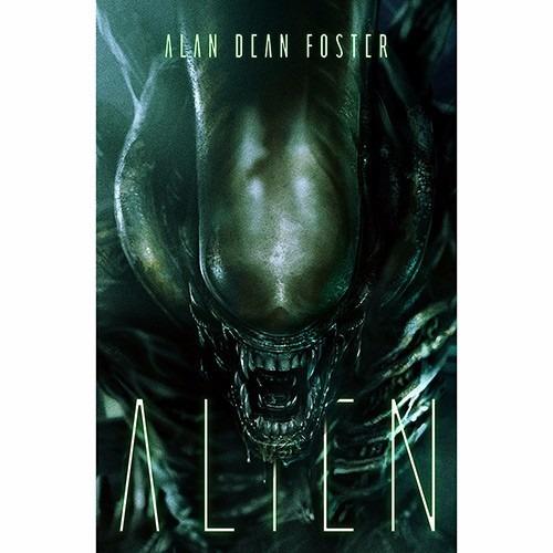 Livro Alien - Alan Dean Foster - Lacrado - Terror E Suspense