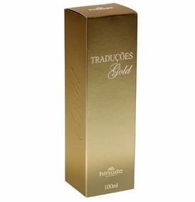 Kit 2 Perfumes Traduções Gold
