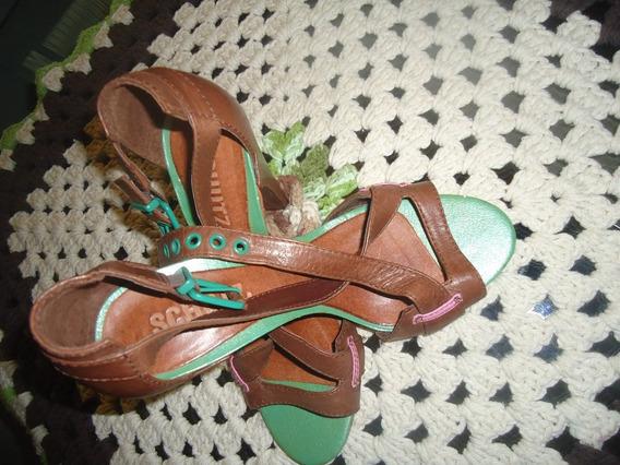 Sandalia Schutz Num 34