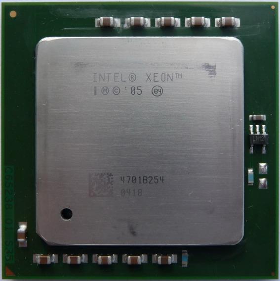 Processador Intel Xeon 3.00 Ghz 2m Cache 800 Mhz P/n Sl8p6