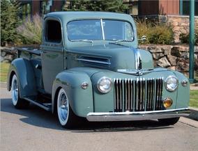 Pickup 1946 Cabine F1 F100 Marta Rocha