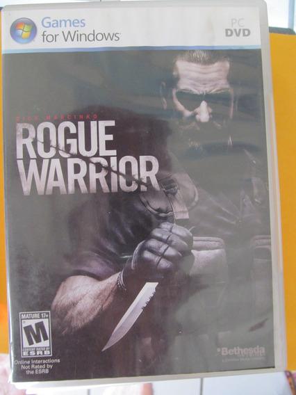Jogo Pc Game Rogue Warrior - Original - Seminovo