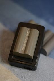 Carregador Nikon + 3 Baterias