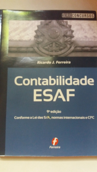 Contabilidade Esaf