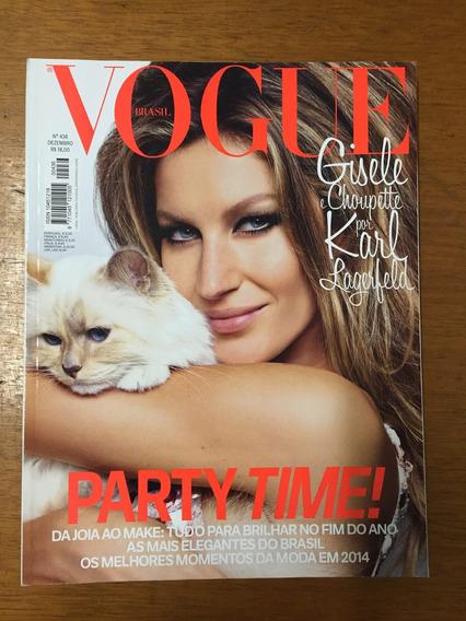 Revista Vogue Brasil Gisele Bündchen Isafiorentino E680