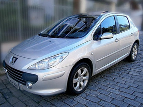 Sucata Peugeot 307 2.0 Flex Automático - Somente Peças