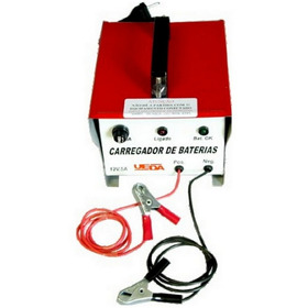 Carregador De Bateria 110v 5a