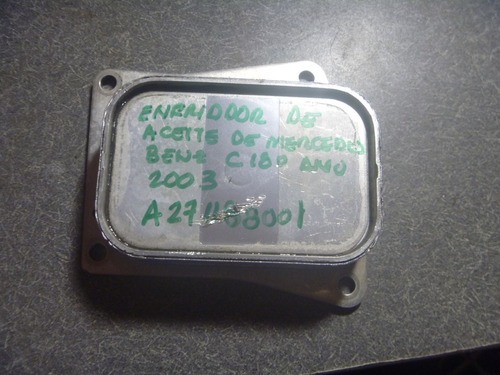 Vendo Enfriador De Aceite De Merceds Benz C180, # A271188001