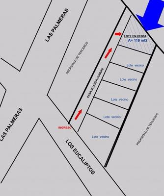 Vendo Terreno Puente Piedra A 2 Cuadras De Pan Norte Km 32.5