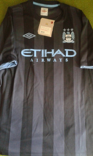 Camisa Manchester City Umbro Nova E Na Etiqueta