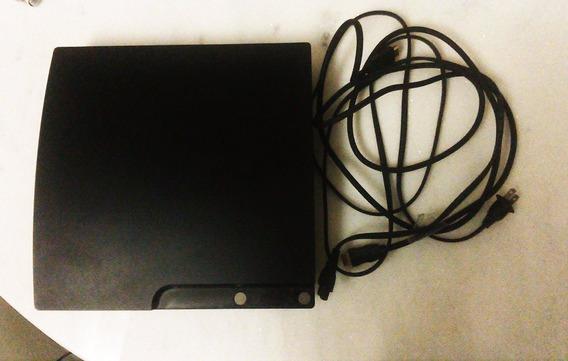 Playstation 3 Usado + 4 Jogos De Brinde