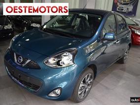 * 12 Cuotas Tasa 0% * Nissan March Advance F2 2018 44504710