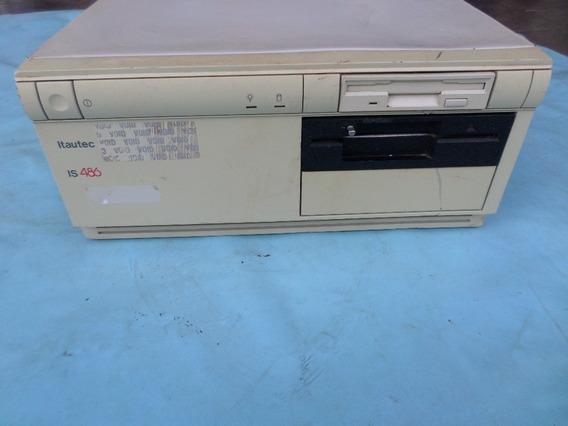 Computador Antigo Para Colecionador 486 Itautec
