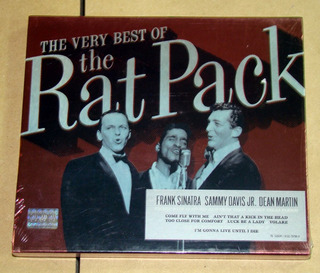 Frank Sinatra The Very Best Of The Rat Pack Cd Nuevo