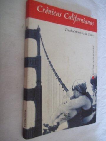 Livro - Crônicas Californianas - Literatura Nacional