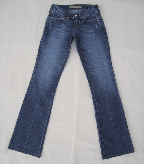 Triton - Calça Jeans Estonada - Stretch - Tam 34 - Feminina