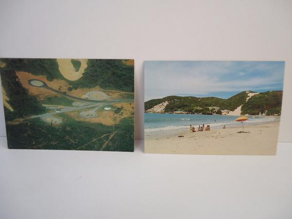 Cartão Postal - Natal (rio Grande Do Norte) 2 Cartões