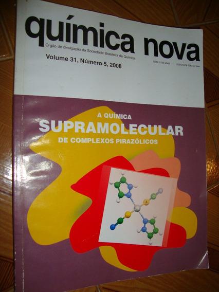 Livro Química Nova - Química Supramolecular , Vol 31, Nº 5