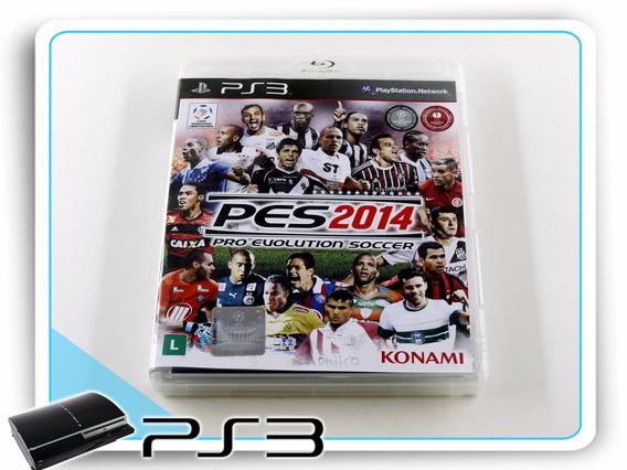 Ps3 Pes 2014 Original Playstation 3