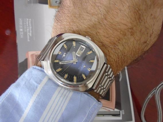 Relógio Technos Automático Sky Lark Swiss Eta 2630