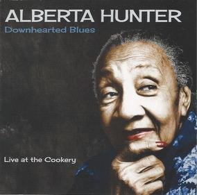 Alberta Hunter - Downhearted Blues ( Cd - Rem - Imp. Usa )