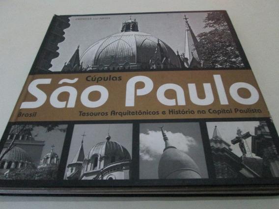 Livro Cupulas Sao Paulo Empresa Das Artes R.734