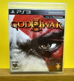 God Of War Iii Ps3 - Mídia Física | Com Garantia Playgorila