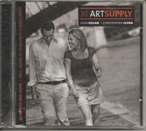 Cd Xi Art Supply - Julia Kogan & Glynn ( Lacrado )
