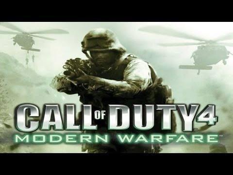 Call-of-duty-4-modern-warfare Pc (novo)