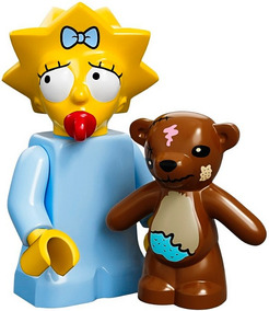 Lego Minifig The Simpsons: Maggie Simpson 71005-5 Bricktoys