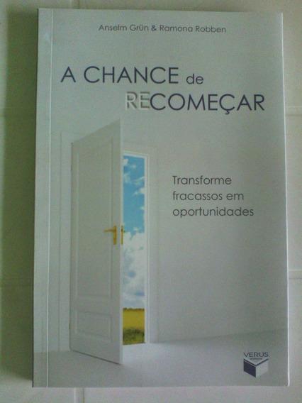 Livro A Chance De Recomeçar