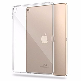 Capa Case Silicone Tpu iPad Pro 9.7 - Transparente