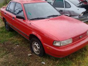 Nissan Sentra 1.6 16v 1992, Baixada Para Peças.