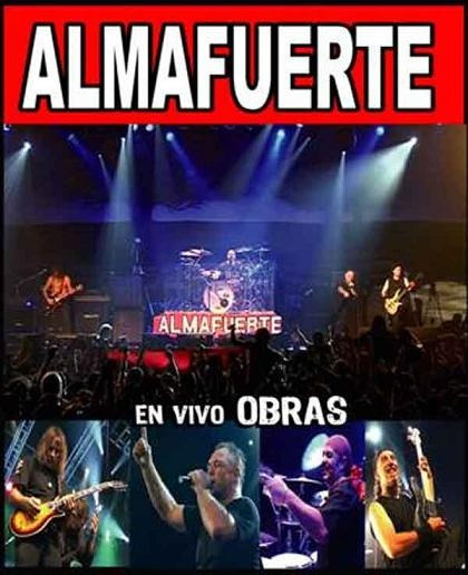 Almafuerte - En Vivo Obras 2009 Dvd - Los Chiquibum