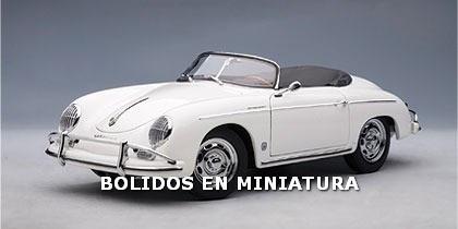 Porsche 356a Speedtester - Icono Clasico - Autoart 1/18