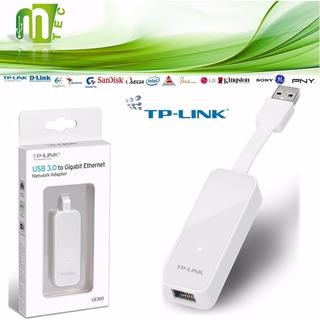 Tp-link Ue300 Adaptador De Red Usb 3.0 A Rj45 Gigabit 1000mb