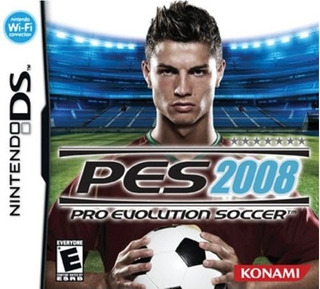 Juego Pes 2008 Consola Nintendo Ds 3ds