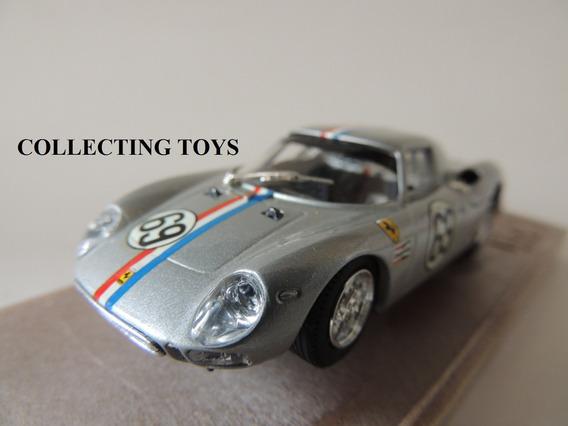 Ferrari 250 Lm - Bridge Hampton 1965 - Box - 1:43 (lv 37)