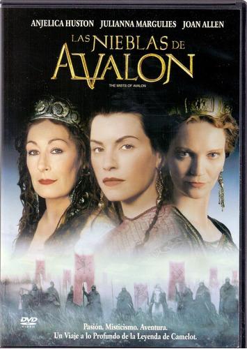 Las Nieblas De Avalon The Mists Of Avalon Pelicula Dvd