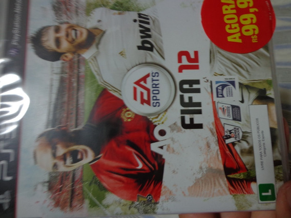 Fifa 12 Ps3 - Dvdsdf1