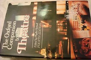 Livro - The Oxford Companion To The Theatre - Phyllis Hartno