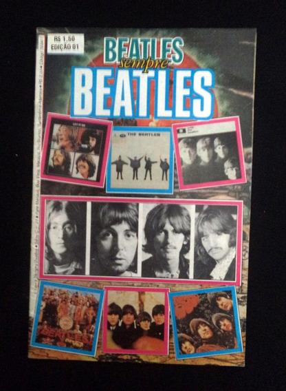Revista Beatles Sempre Beatles Letras Músicas