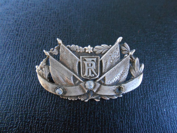 Condecoración Republique Francaise Ww1