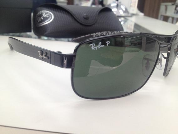 Oculos Ray Ban Tech Rb 8316 002/n5 Lente Polarizado
