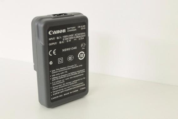 Carregador Canon Cb-2lwe Bateria