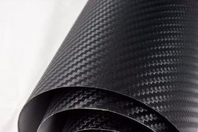 Envelopamento Fibra De Carbono Teto Ou Capo 2 X 1,22