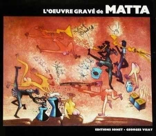 Roberto Matta - Catálogo L