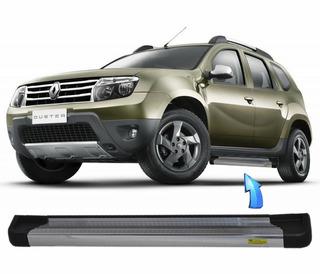 Estribo Integral Original Aluminio Renault Duster 2012 2015